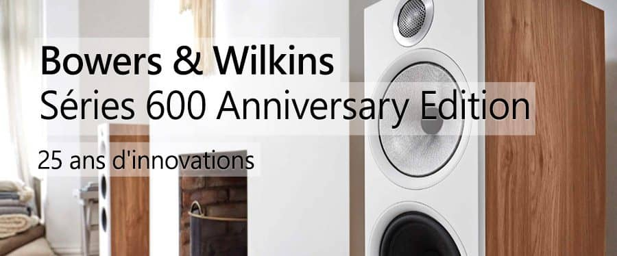 Bowers Wilkins 600 S2 Anniversary Edition