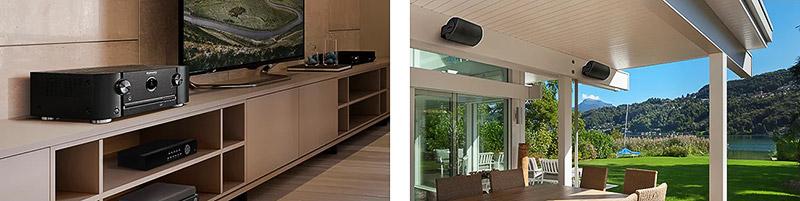Marantz Multi-room