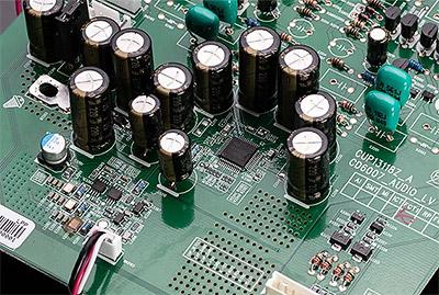 Marantz CD6007 Conversion numérique analogique