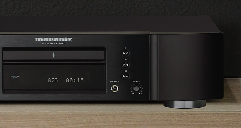 Marantz CD6007 amplificateur de casque amélioré
