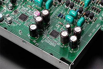 Marrantz PM6007 convertisseur numérique analogique